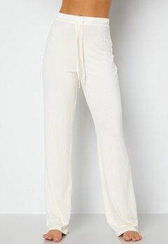 BUBBLEROOM Lynne soft pyjama pants  Offwhite bubbleroom.no