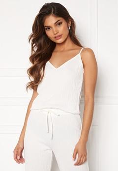 BUBBLEROOM Lynne soft pyjama top White Bubbleroom.no