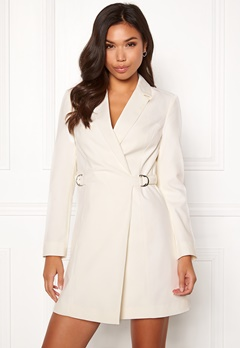 BUBBLEROOM Marianna blazer dress White Bubbleroom.no