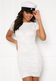 BUBBLEROOM Marjo lace dress White Bubbleroom.no