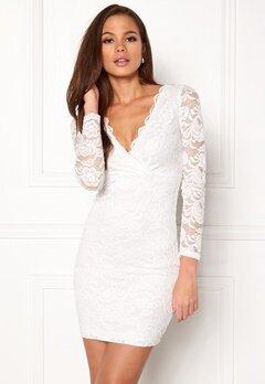 BUBBLEROOM Martha lace dress White Bubbleroom.no