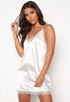 BUBBLEROOM Melani night gown Winter white Bubbleroom.no