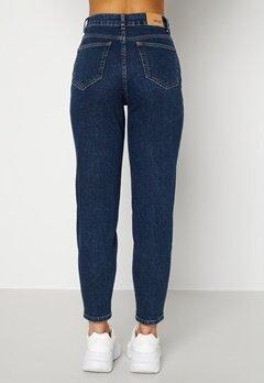 BUBBLEROOM Melinda comfy mom jeans  Dark denim Bubbleroom.no