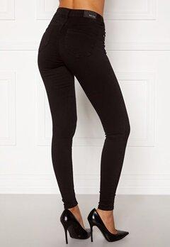 BUBBLEROOM Miranda Push-up jeans Black Bubbleroom.no