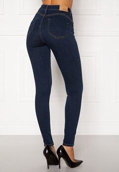 BUBBLEROOM Miranda Push-up jeans Midnight blue Bubbleroom.no