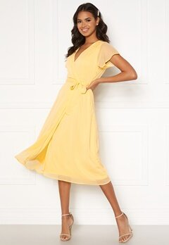 BUBBLEROOM Narah dress Yellow Bubbleroom.no