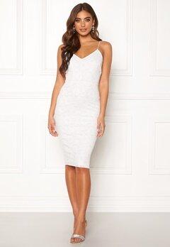 BUBBLEROOM Neoline lace dress White Bubbleroom.no