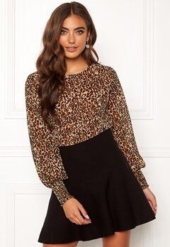 BUBBLEROOM Nicco body blouse Leopard Bubbleroom.no