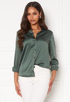 BUBBLEROOM Nicole shirt Green Bubbleroom.no