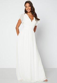 Bubbleroom Occasion Lovette Wedding Gown White bubbleroom.no
