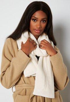 BUBBLEROOM Ofelia knitted scarf Winter white bubbleroom.no