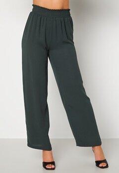 BUBBLEROOM Osita trousers Dark green Bubbleroom.no