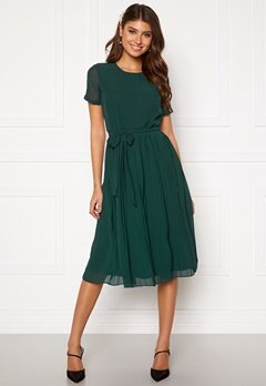 BUBBLEROOM Pimmie dress Dark green Bubbleroom.no