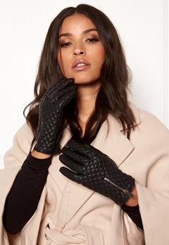 BUBBLEROOM Quinny guilted gloves Black Bubbleroom.no