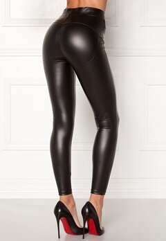 BUBBLEROOM Samara Push up Tights Black Bubbleroom.no