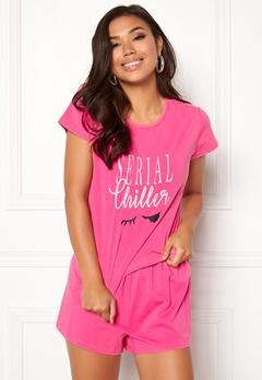 BUBBLEROOM Sandi pyjama set Pink Bubbleroom.no