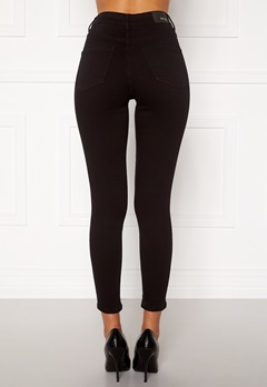 BUBBLEROOM Sandy highwaist superstretch Black Bubbleroom.no