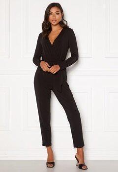 BUBBLEROOM Sasha jumpsuit Black Bubbleroom.no