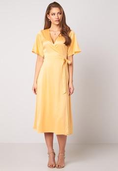 BUBBLEROOM Scala dress Yellow Bubbleroom.no