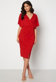 BUBBLEROOM Selena dress Red bubbleroom.no