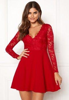 BUBBLEROOM Shelby dress Red bubbleroom.no