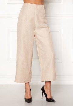 BUBBLEROOM Sofi culotte trousers Beige Bubbleroom.no