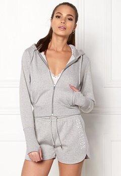 BUBBLEROOM SPORT Divine hoodie Grey melange Bubbleroom.no