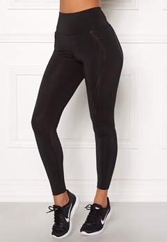 553605c6 BUBBLEROOM SPORT Stronger than you sport tights Black Bubbleroom.no