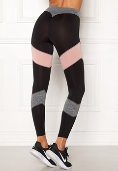 BUBBLEROOM SPORT Winners sport tights Black Bubbleroom.no