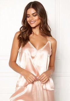 BUBBLEROOM Stephanie pyjama singlet Champagne Bubbleroom.no