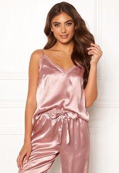 BUBBLEROOM Stephanie pyjama singlet Dusty pink Bubbleroom.no