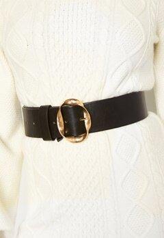 BUBBLEROOM Talia belt Black / Gold bubbleroom.no