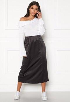 BUBBLEROOM Tyra skirt Black Bubbleroom.no
