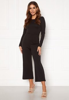 BUBBLEROOM Vanda jumpsuit Black Bubbleroom.no