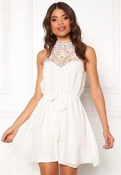 BUBBLEROOM Venita short dress White Bubbleroom.no