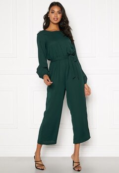 BUBBLEROOM Valorie jumpsuit Dark green Bubbleroom.no