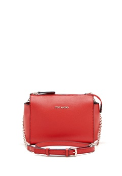 Steve Madden Bvailc Crossbody Bag Red Bubbleroom.no