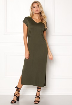 b.young Smila Dress 2 80357 Tropic Green Bubbleroom.no