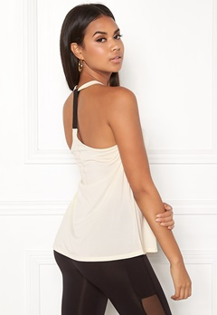 Drop of Mindfulness Cabrini Sport Top 202 Creme Bubbleroom.no