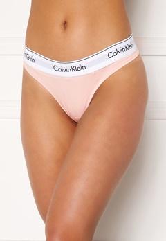 Calvin Klein CK Cotton Thong 2NT Nymphs Thigh Bubbleroom.no