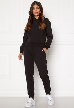 Calvin Klein Jeans Logo Trim Jogging Pant Black Bubbleroom.no