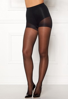 Calvin Klein Ultra Sheer 15 Den Tights Black Bubbleroom.no