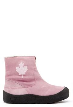 Canada Snow Quebec Base Shoes Pink Bubbleroom.no