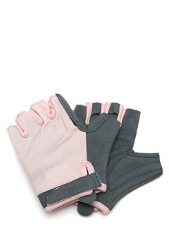 Casall Exercise Glove 307 Lucky Pink/grey Bubbleroom.no