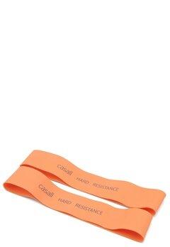Casall Rubber Band Hard 2pcs 250 Orange Bubbleroom.no