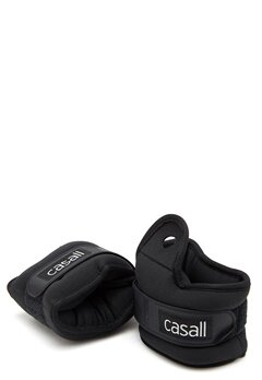 Casall Wrist Weights 2x2kg 901 Black Bubbleroom.no