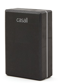 Casall Yoga Block 904 Black/White Bubbleroom.no