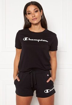 Champion Crewneck T-Shirt KK001 NBK Bubbleroom.no