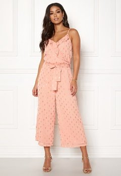 ea59d26d OBJECT Chandra S/L Jumpsuit Misty Rose Bubbleroom.no