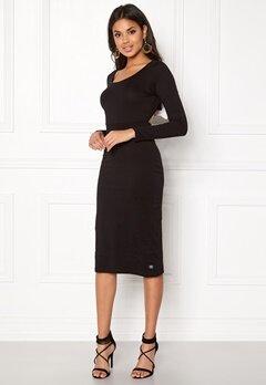 CHEAP MONDAY Ask Dress Black Bubbleroom.no